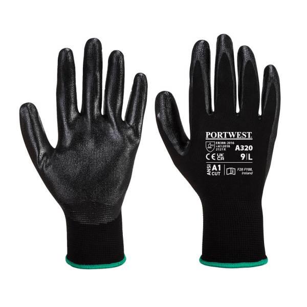 A320 Dexti Grip gloves