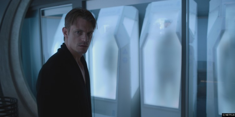 Here's all the nudity you need from Series 1 of Altered Carbon