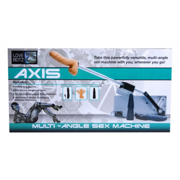 Axis Multi-Angle Sex Machine