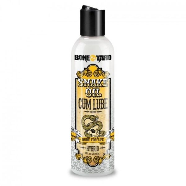 Boneyard Snake Oil Cum Lube White 250ml