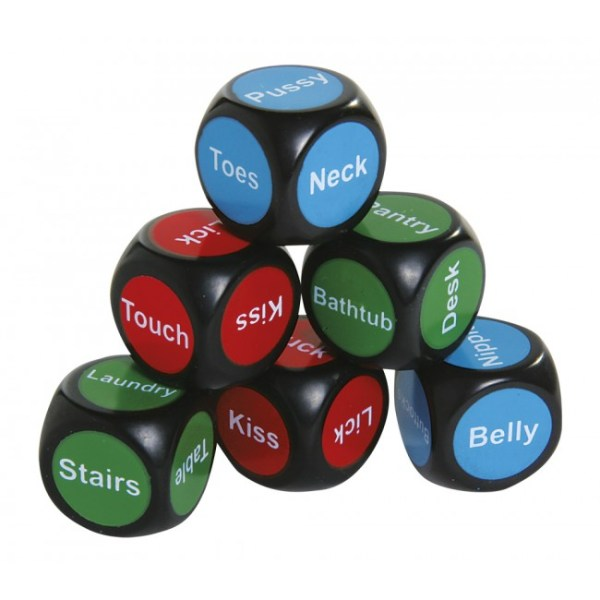 Erotic Dice Game For Couples