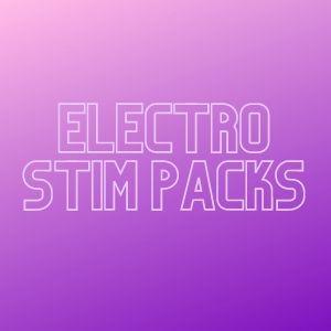 Electro Stim Packs