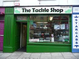Tackle Shop Fishing
