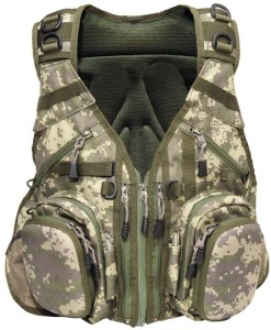 Covert Vest Back pack