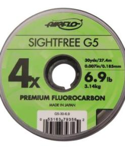 airflo sightfree G5 Premium Fluorocarbon - 30 Yards