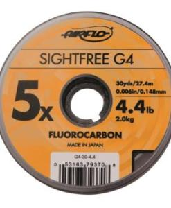 Airflo Sightfree G4 Fluorocarbon - 30 yard