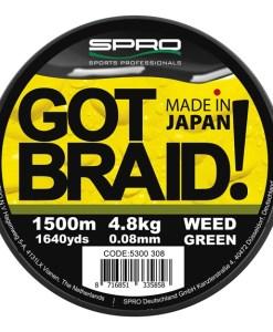 SPRO Got Braid