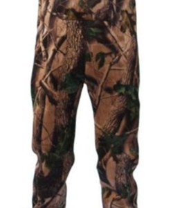 Camouflage chest wader