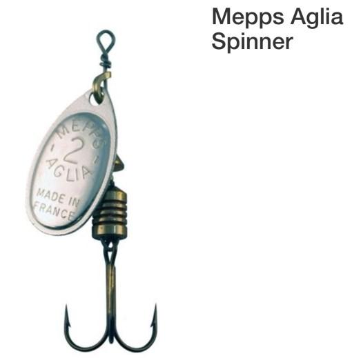 Mepps spinner