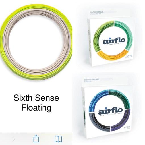 Airflo sixth sense