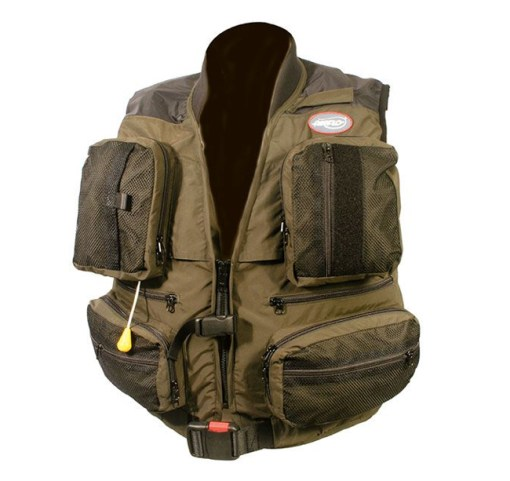 Airflo Wavehopper inflatable fly vest