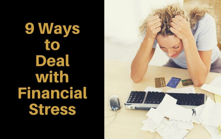 9 Ways To Deal With Financial Stress Tackling Our Deb