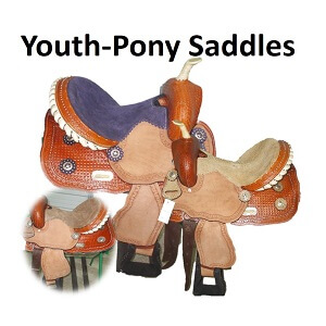Pony Saddles