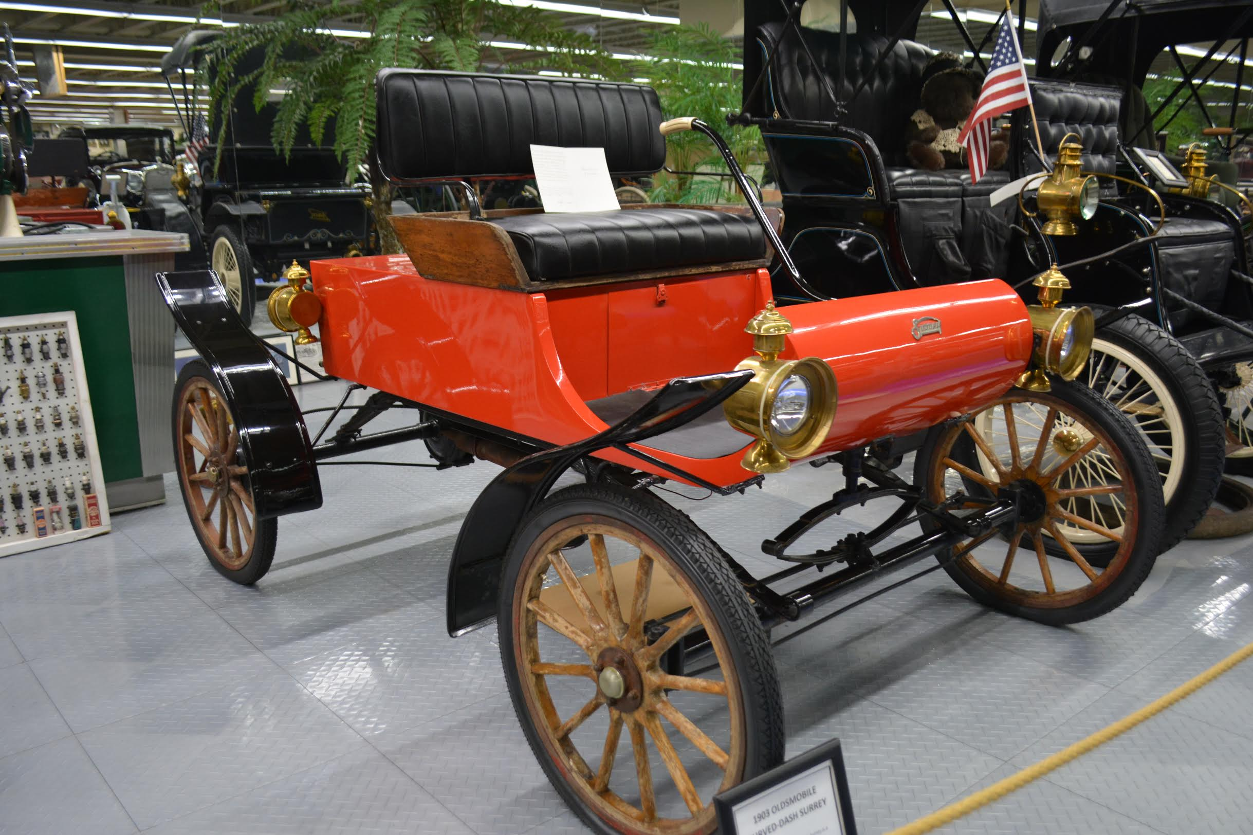 Tallahassee Automobile Museum\'s Firsts – Tallahassee Automobile Museum