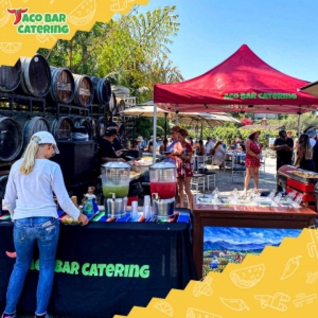Delicious Taco Catering in Orange County
