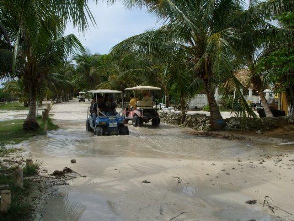 Weather Belize