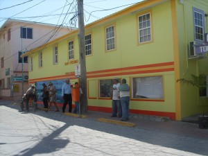 san pedro town hall belize