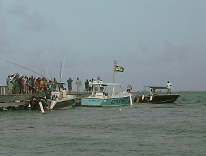 Dia de San Pedro fishing tournament 2009