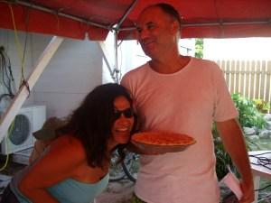 Apple pie contest