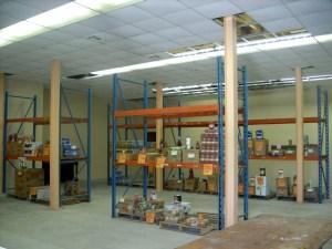 Warehouse outlet San Pedro
