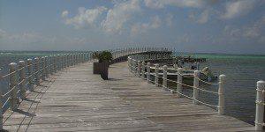 Dock at Las Terrazas
