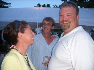 Cindy Paul and Rob