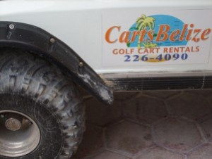 Carts Belize