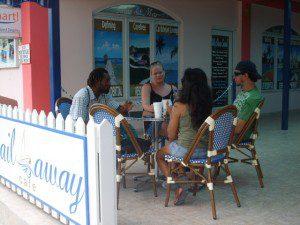 Sail Away Cafe