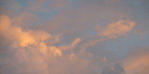 Sky painting
