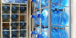5 gallon water jugs
