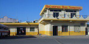 Belmopan Bus Terminal