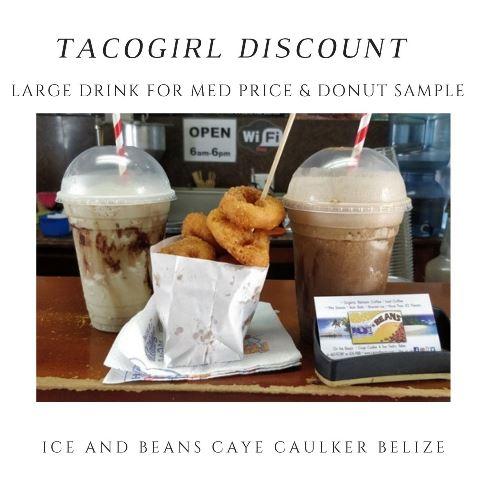 Popular Coffee Shop Caye Caulker