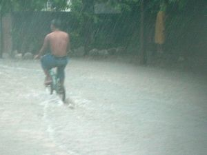 Annual Rainfall Belize