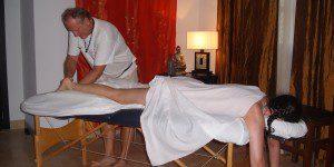Massage by Zac at Serenity Spa at Las Terazzas