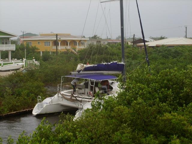 Seaduced Catamaran