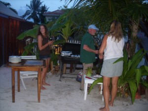 Changes in Latitudes - Bed and breakfast Belize