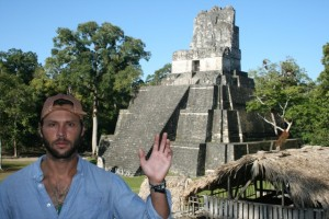 Rob Bragiel Tikal Guatemala