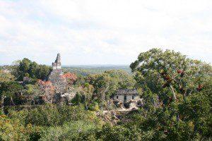 In Transit TV Tikal Guatemala