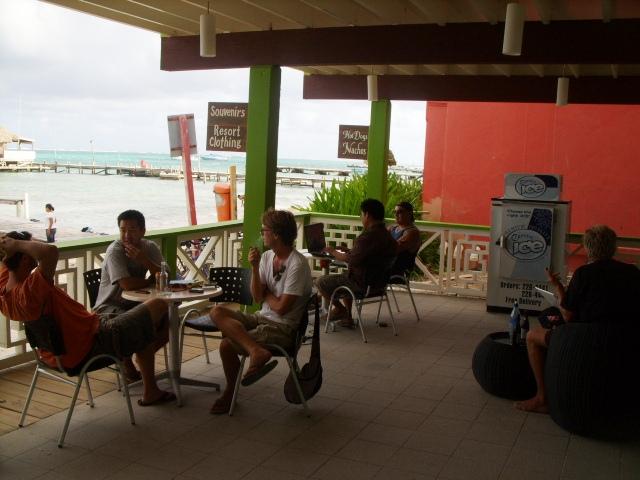 Downtown San Pedro Belize