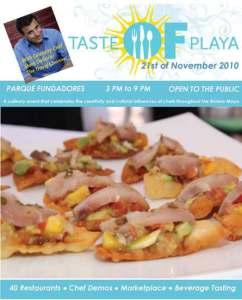 Taste of Playa 2010