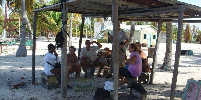 Sanbore Caye Belize pictures