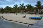 exotic caye beach resort