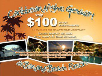 Banana Beach Resort Belize
