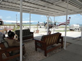 Tropic Air Cessna Belize