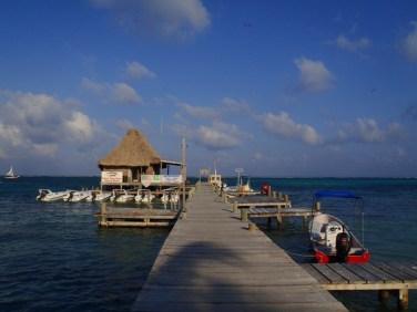 Funtasea and Parasailing dock