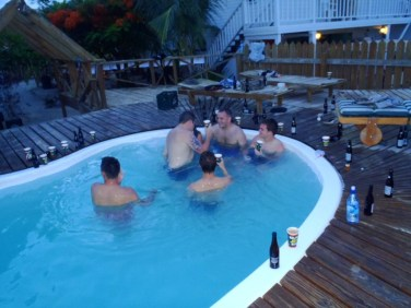 Cheap San Pedro Belize Hotels