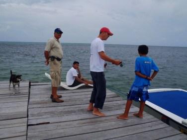 San Pedro town Ambergris Caye Belize Beach Resort