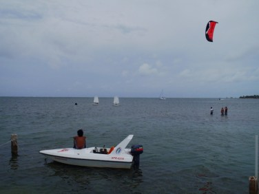 Optimist Dinghy race San Pedro Sailing Club