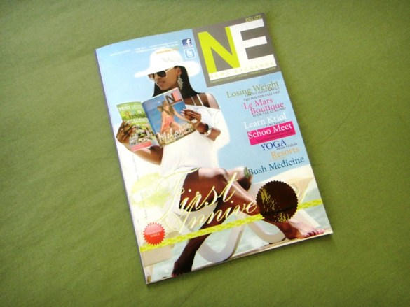 Belize News Exchange Magazine