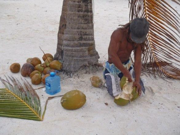 Exotic Caye Belize beach resort